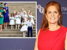 'The smile of a child has always been the most important thing to me,' says Sarah Ferguson