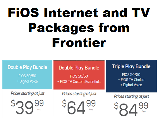 Customize Channel Packages Frontier Fios Bundle Deals By Jenny Rinn Medium