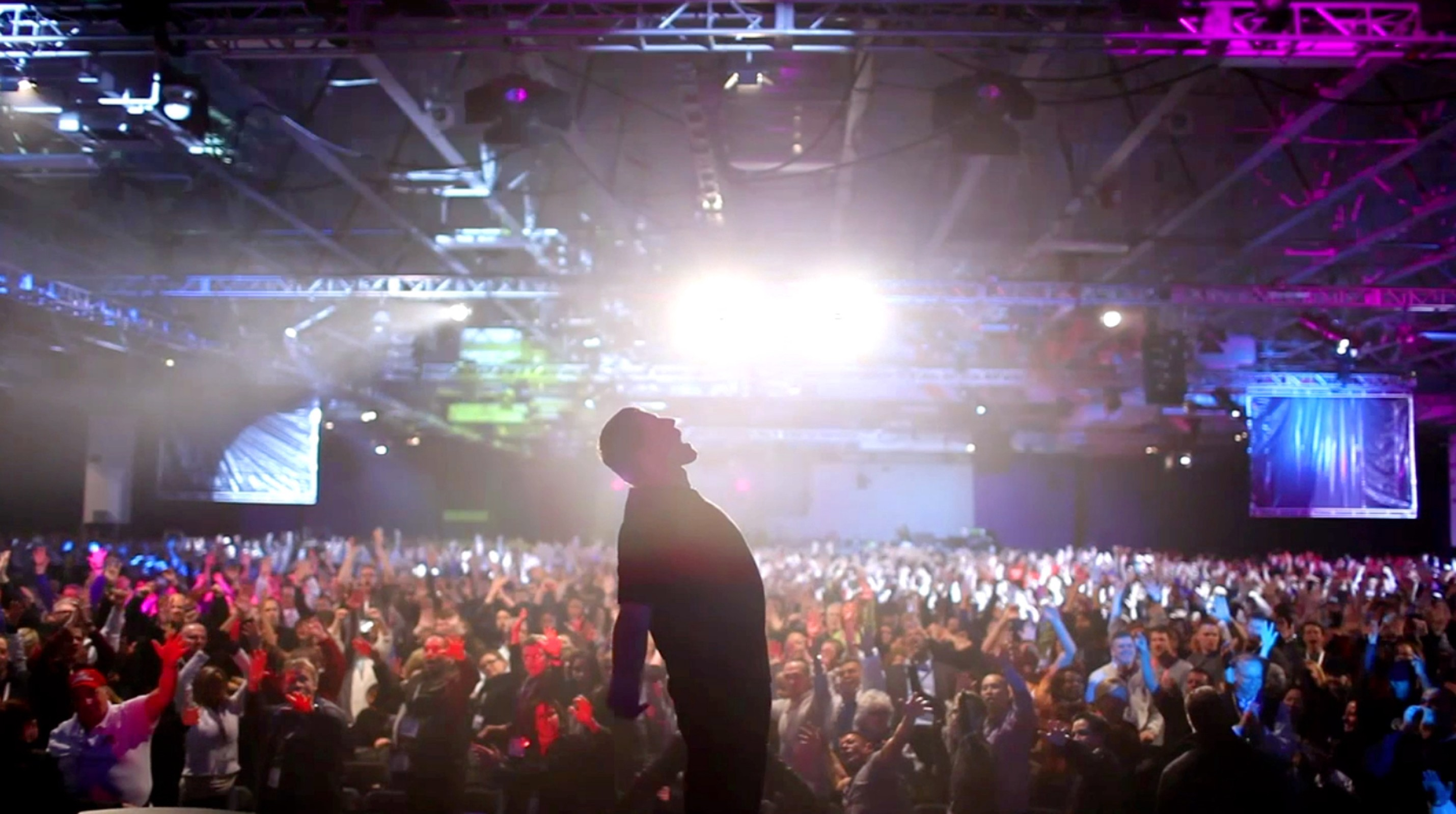 10 Things I Learned From A Tony Robbins Seminar — Unleash