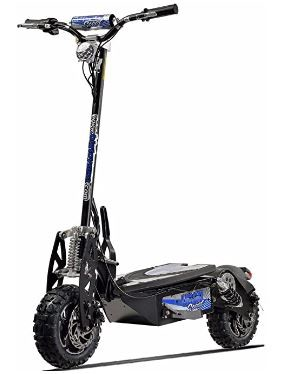 UberScoot 1600w 48v Electric Scooter (Best Electric Scooter for Heavy Adults US)