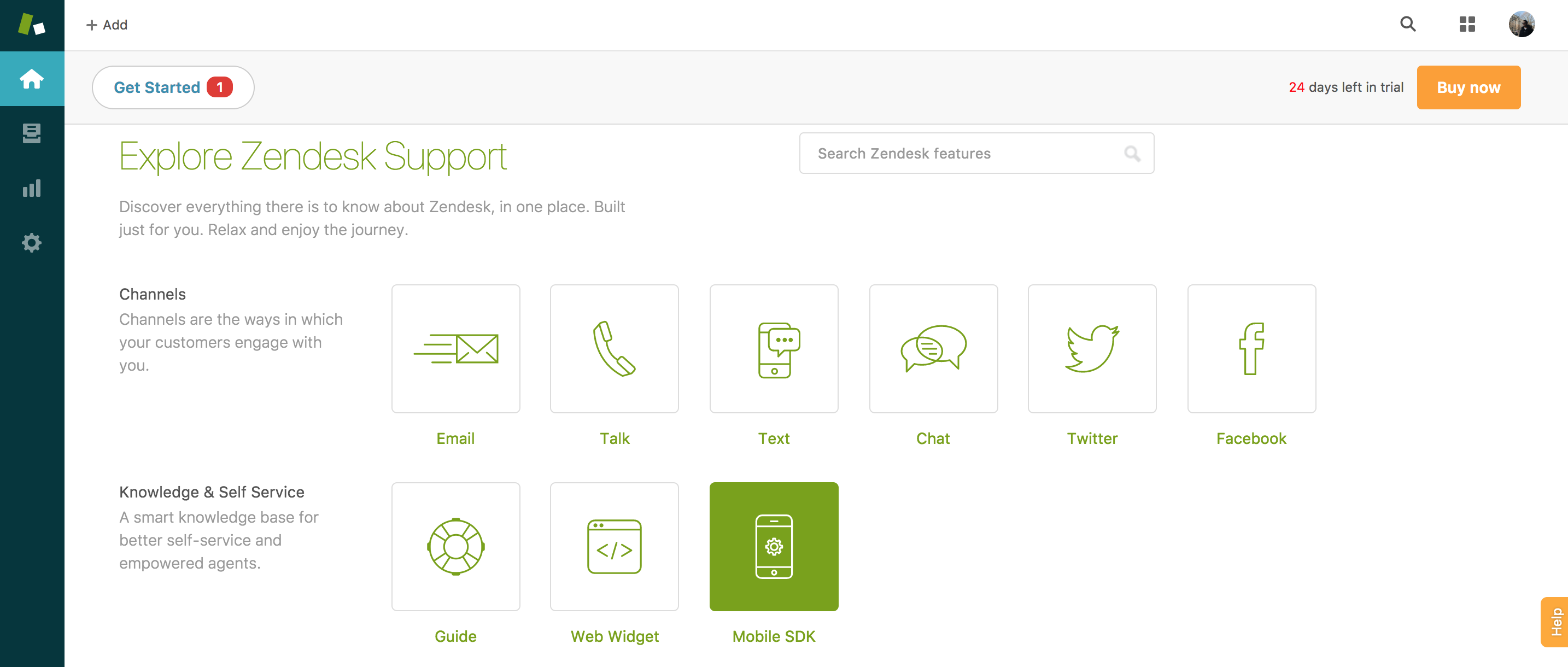 How to integrate Zendesk Mobile SDK with Firebase using AWS