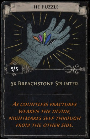 PoE 3 2 0 Update — 9 New Divination Cards & Bestiary