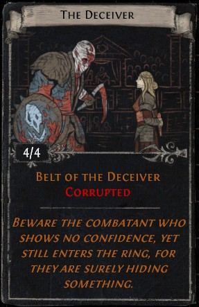 PoE 3 2 0 Update — 9 New Divination Cards & Bestiary Challenge League