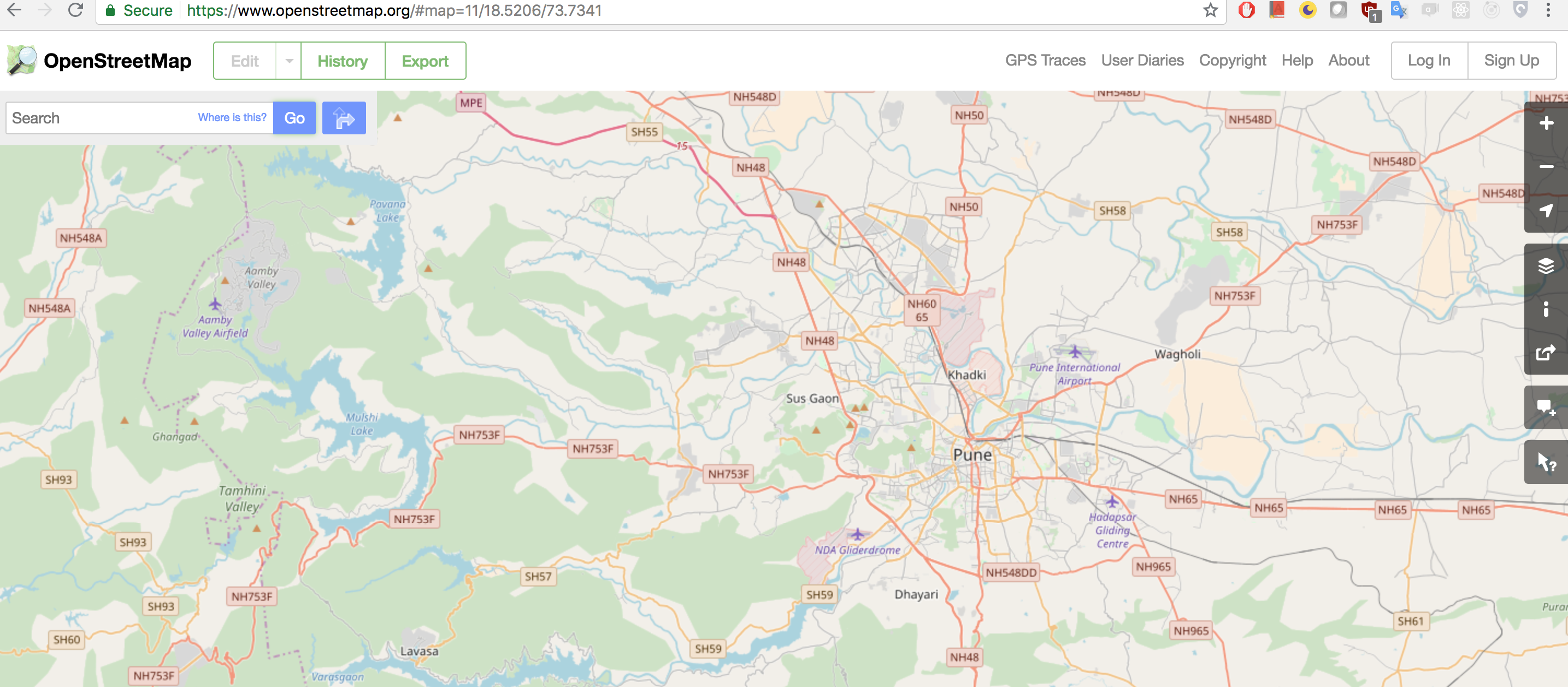 Using OpenStreetMap inside Angular (v6) - Balram Chavan - Medium