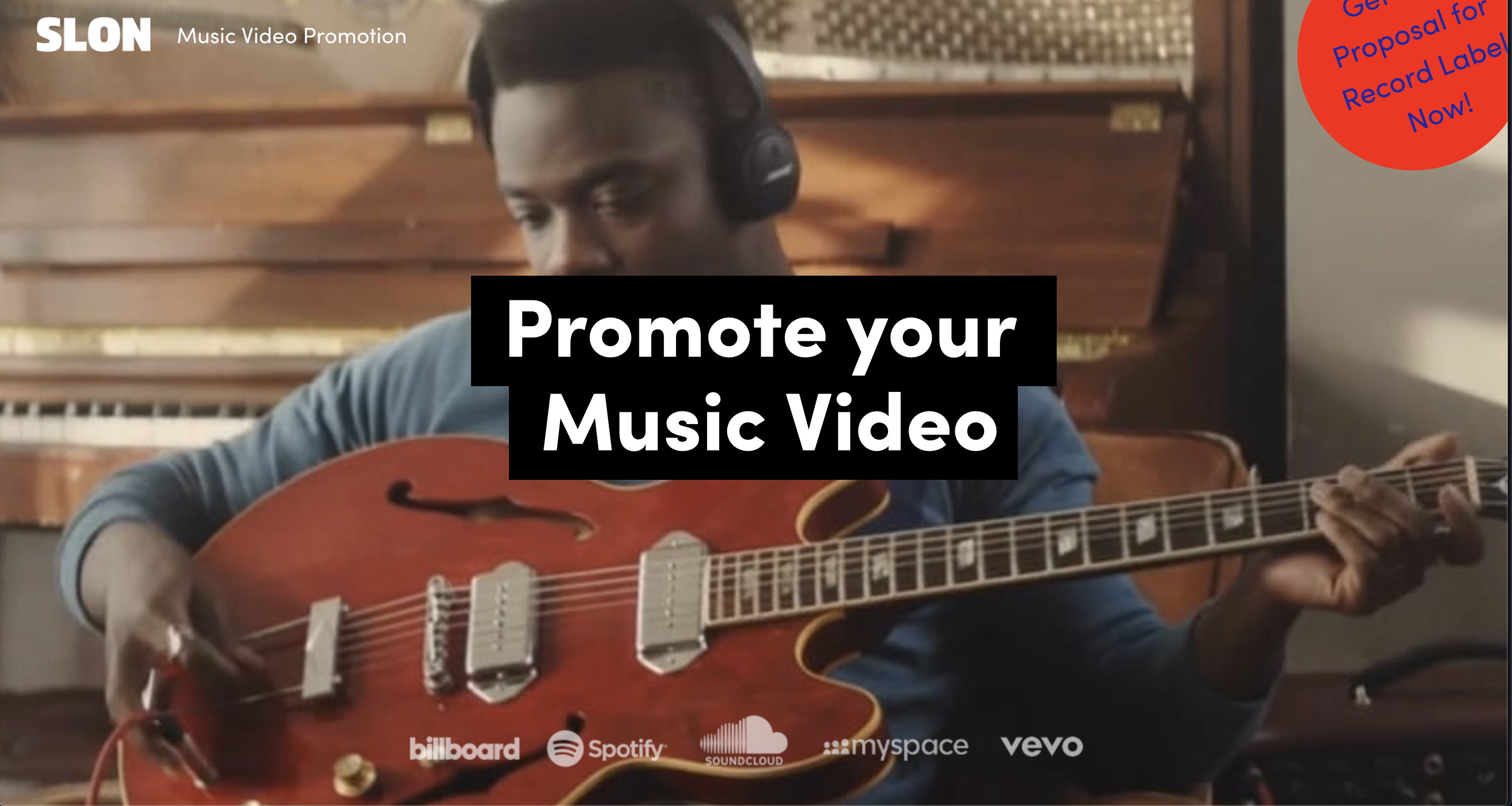Top 5 Ways How To Promote Your Music Video By Herman Poleschuk Slon Media Medium