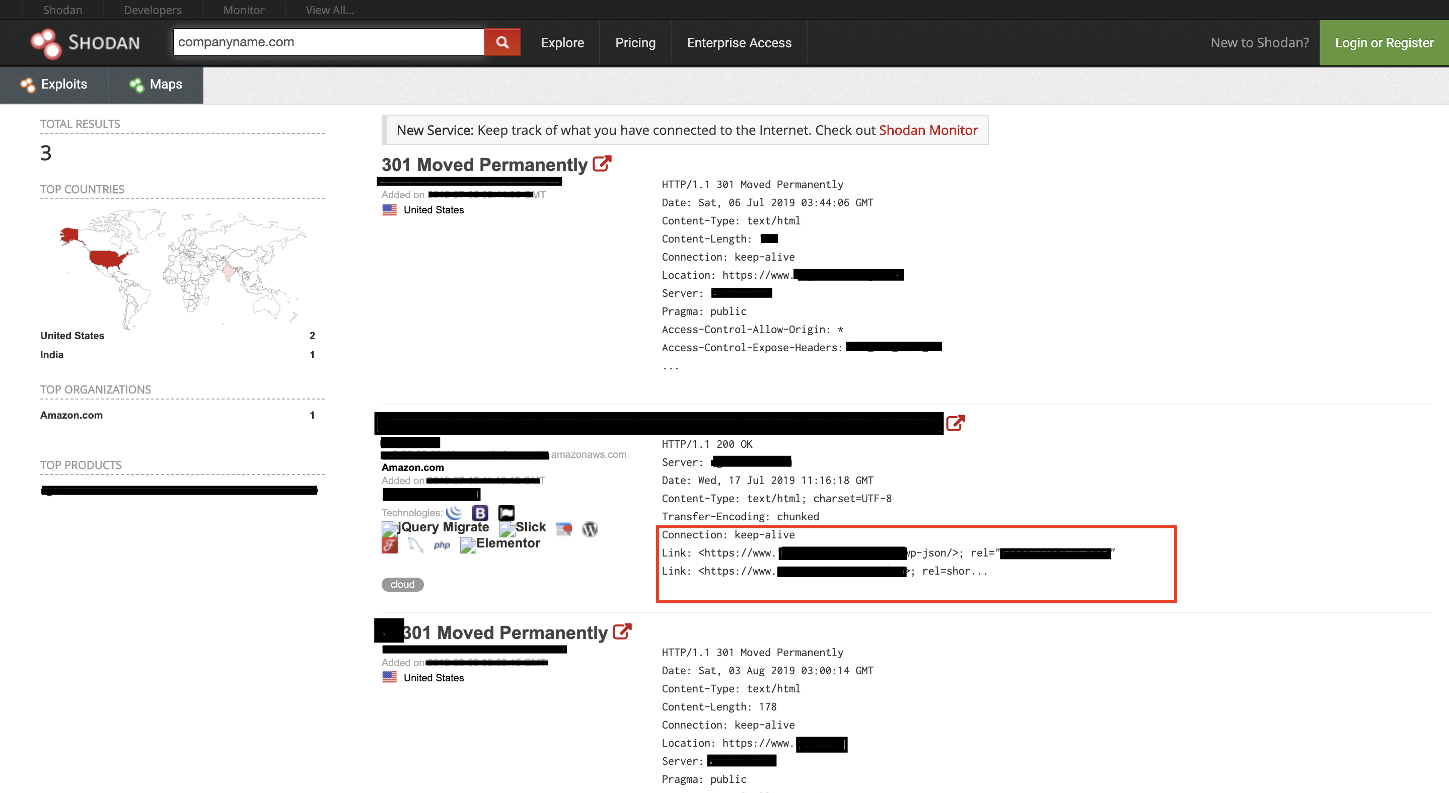 How I Found XSS By Searching In Shodan - Noteworthy - The