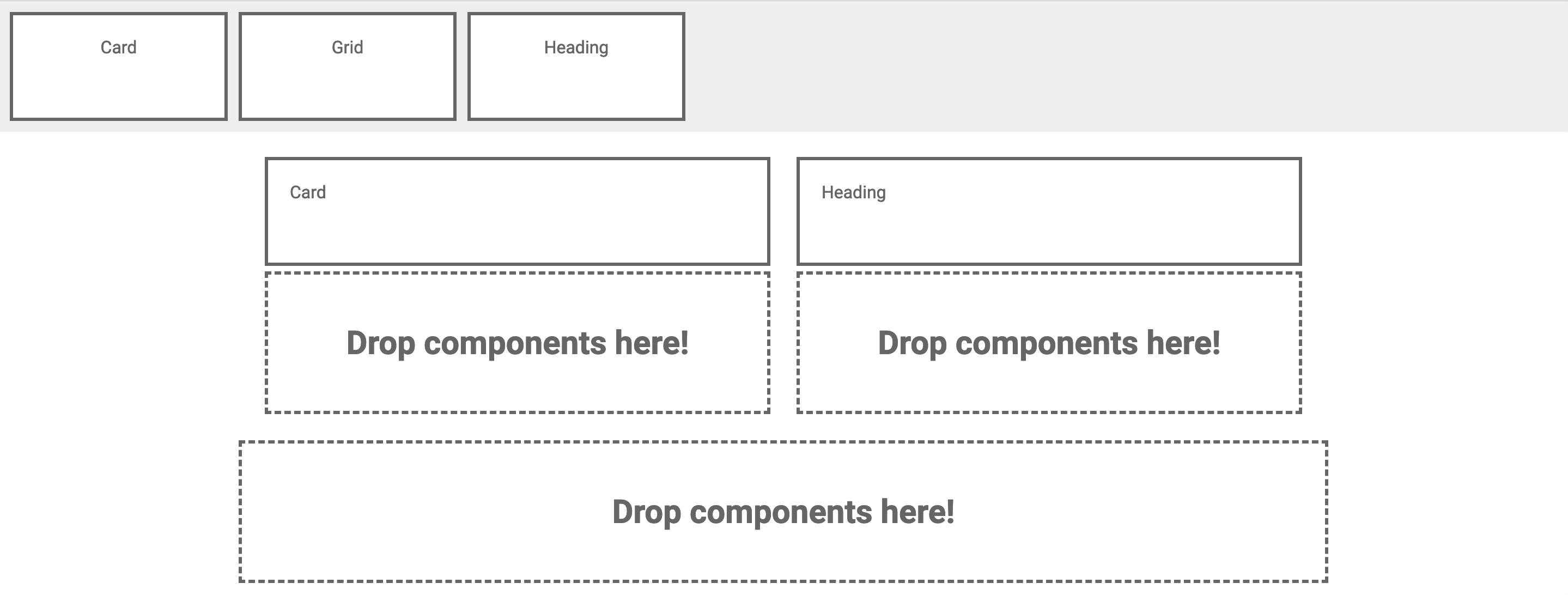 Build a Drag and Drop (DnD) layout builder with React and