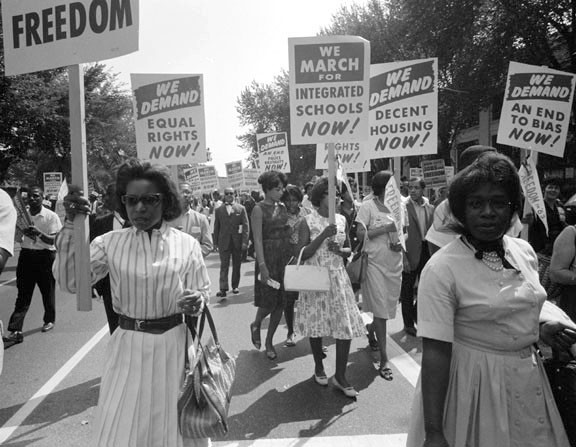 Black Women: The Backbone Of The Civil Rights Movement | by Nadia Crawley |  Medium
