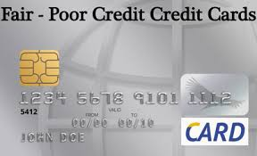No Credit Check Credit Cards >> Credit Cards For Bad Credit Plastic Money Available With
