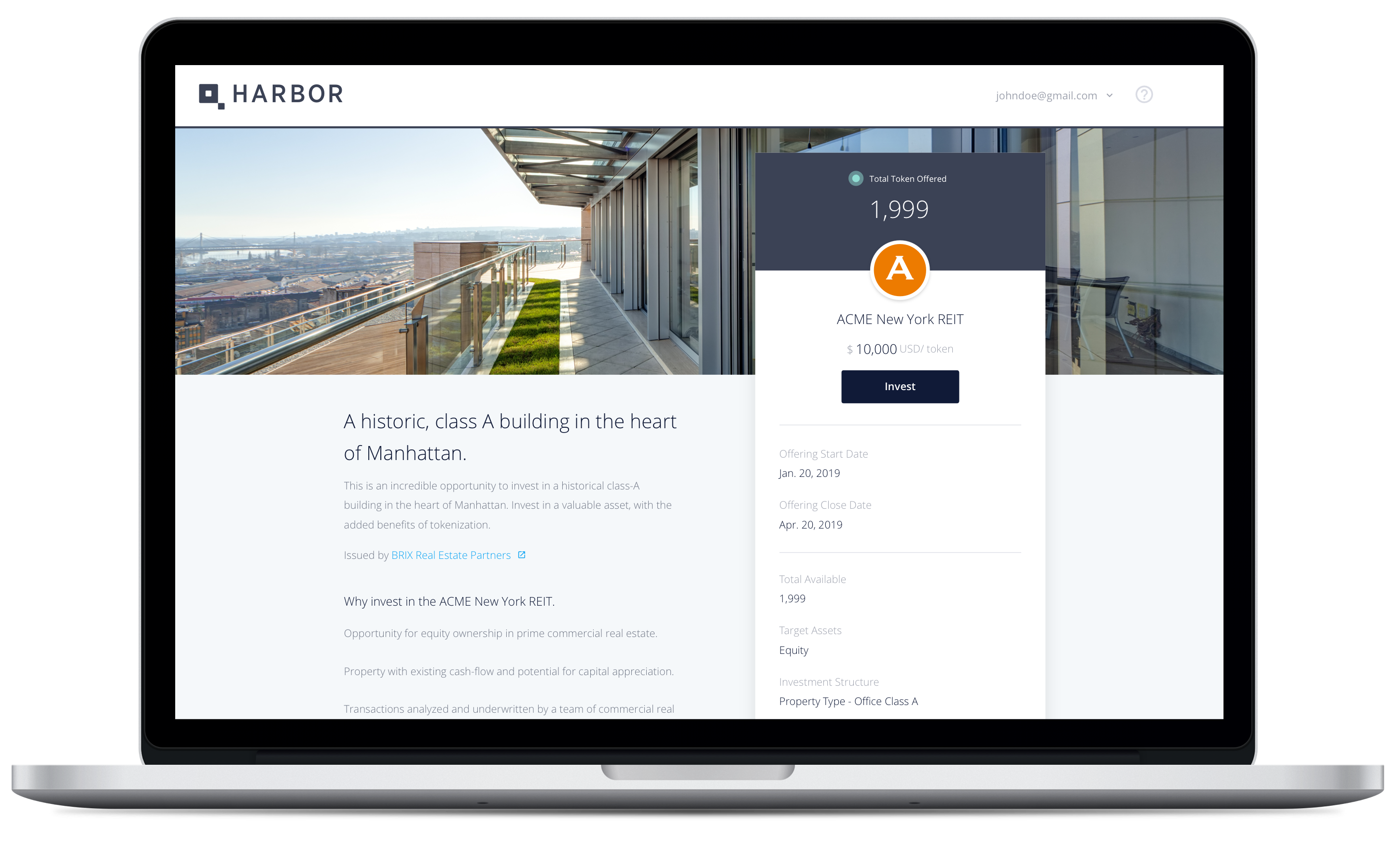 Harbor Launches First Institutional-Grade Platform for