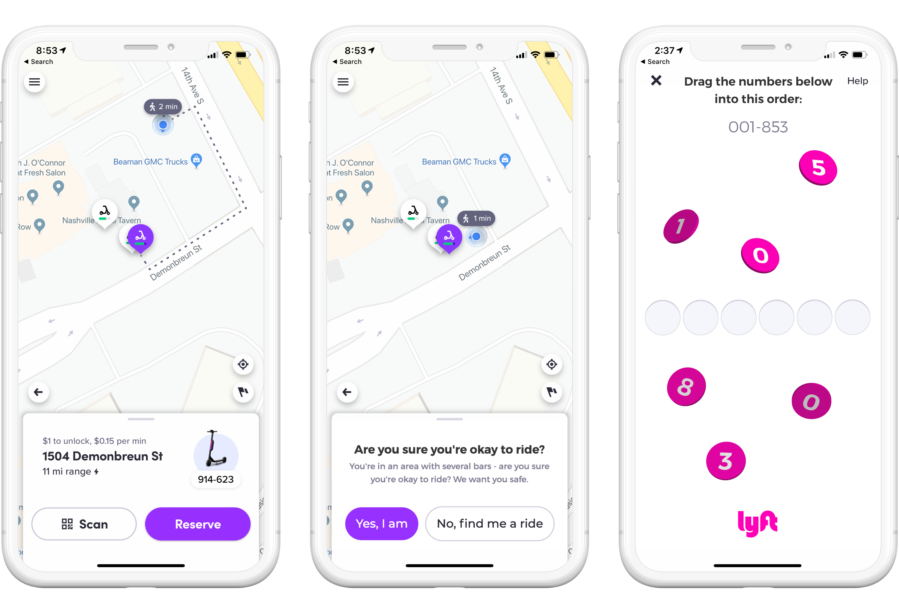 Using design to solve the scooter problem — a UX case study