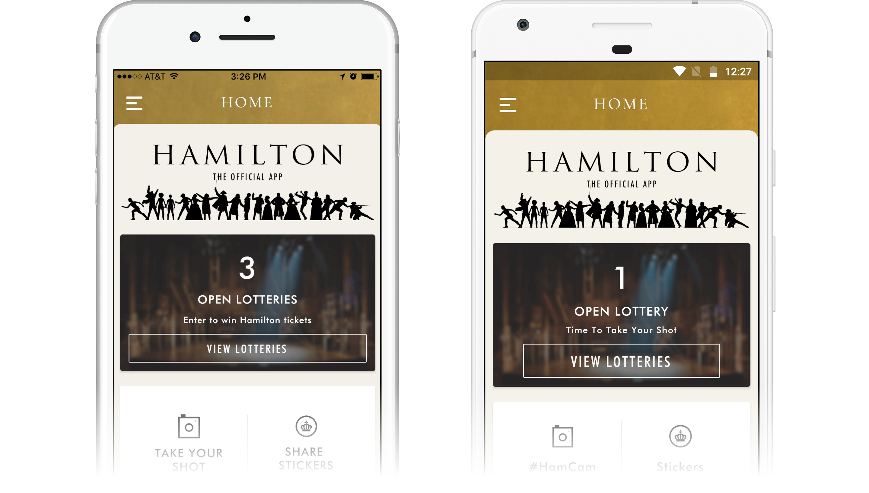 Rise Up! — The story of how the Hamilton App uses Flutter to