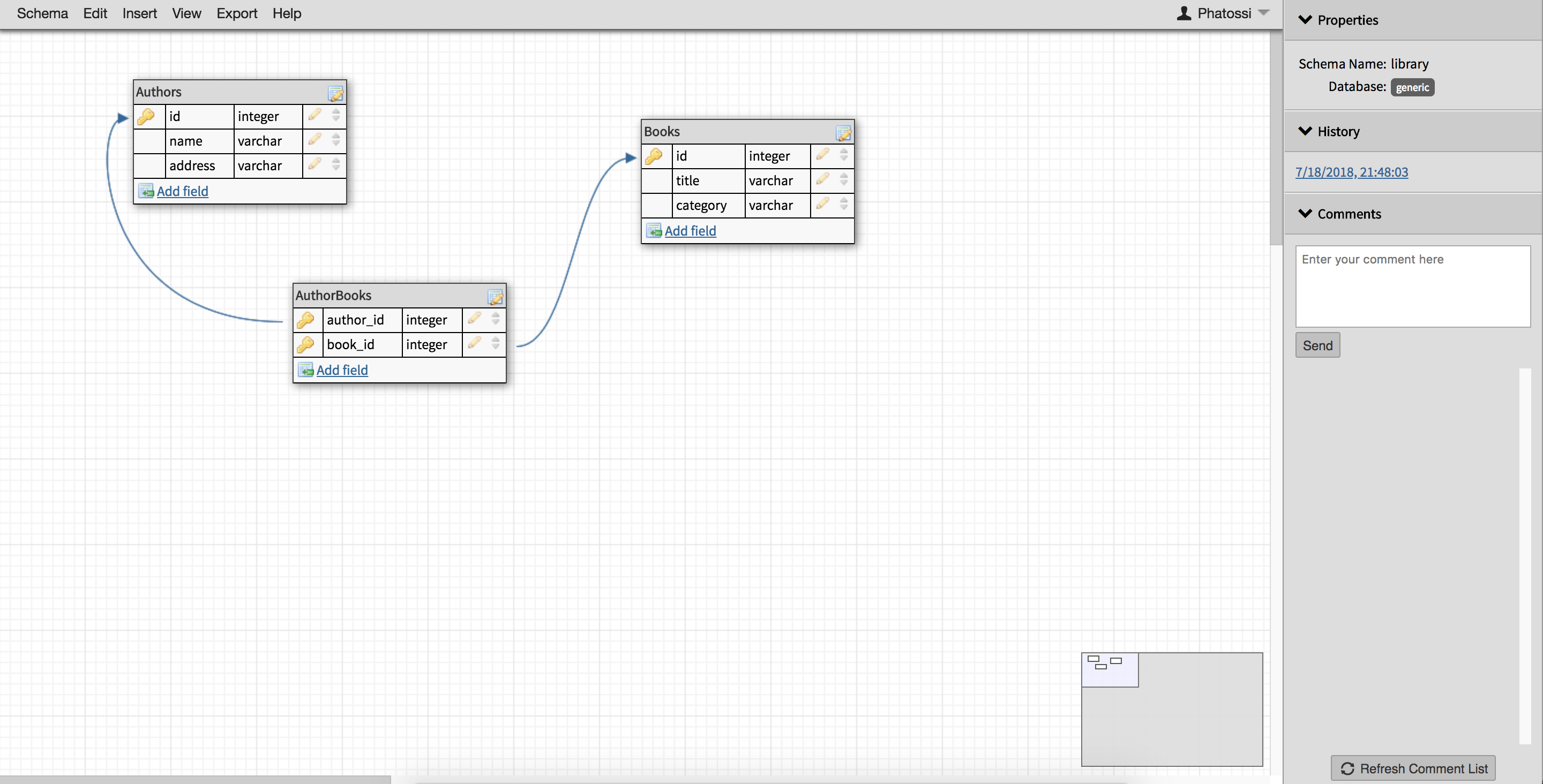 How To Create Database Schemas Quickly And Intuitively With Dbdesigner By Fatos Morina Better Programming Medium