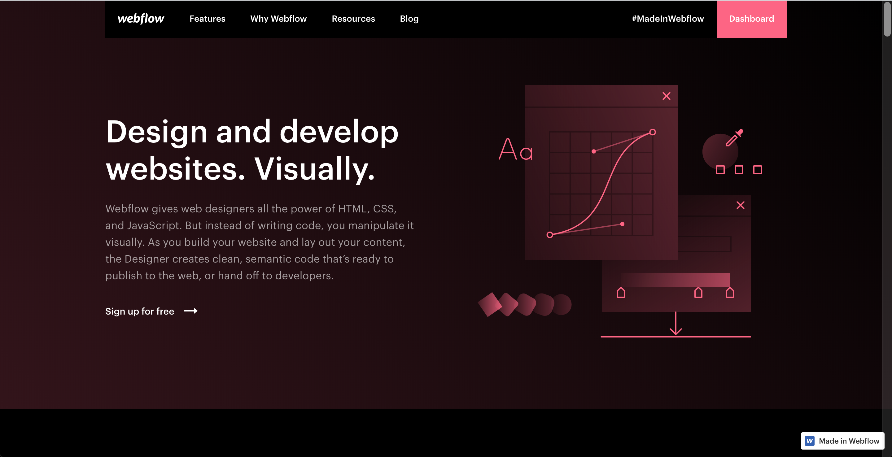 Why Webflow Is The Best Web Design Program Right Now By Alex Sanchez Olvera Prototypr