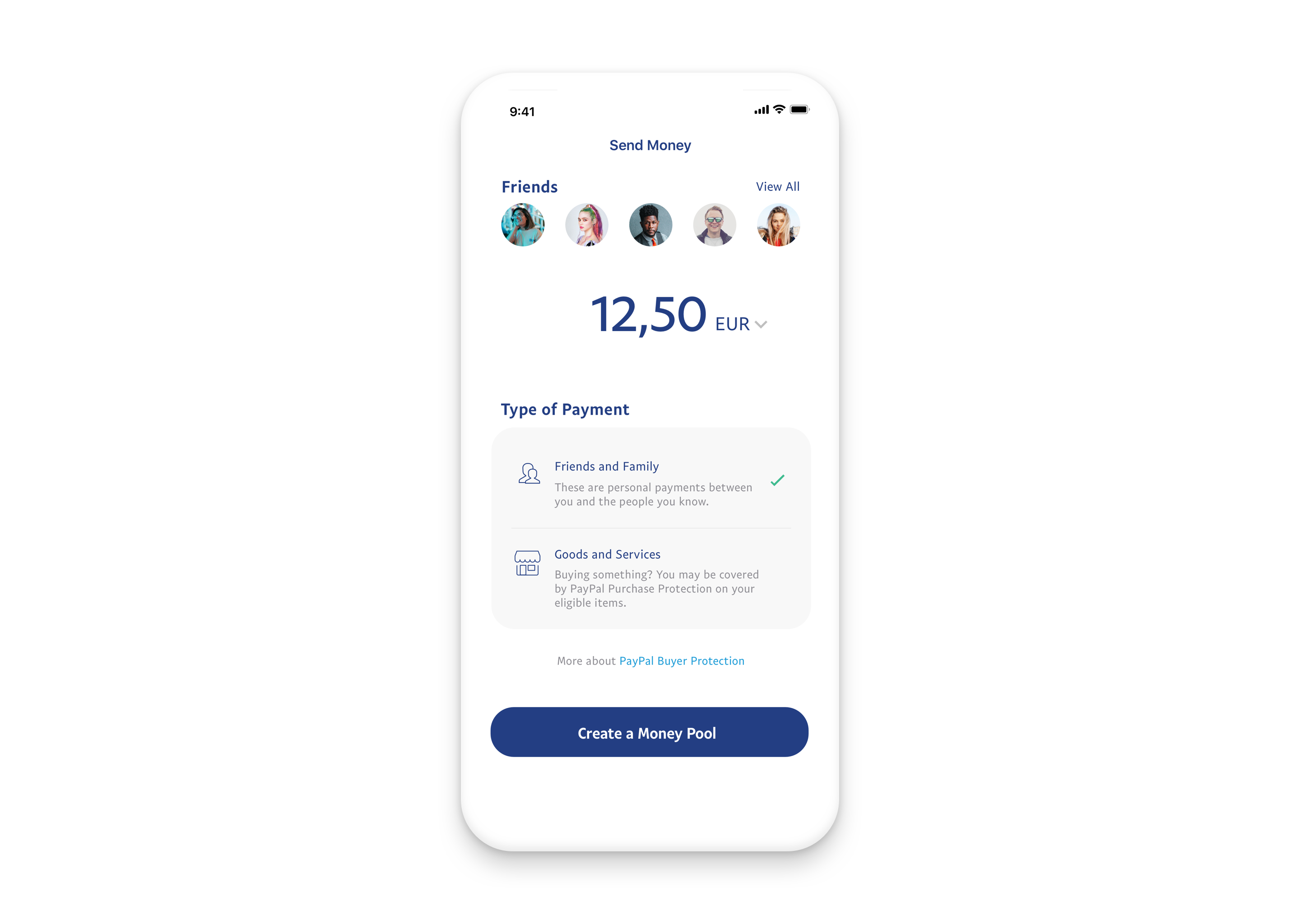 Paypal unsolicited redesign – a UX case study - UX Collective