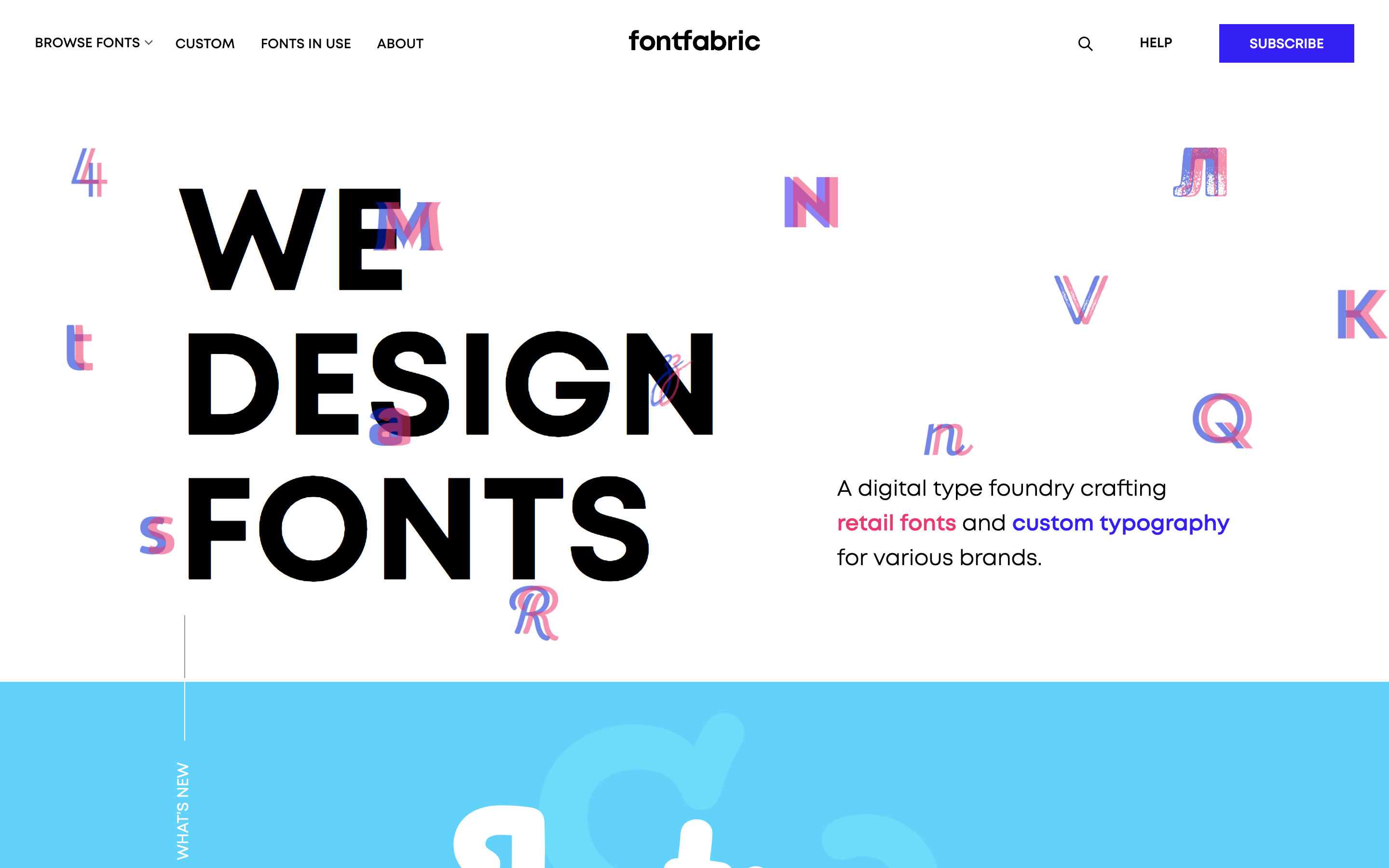 10 Best Web Typography Libraries to Use In 2019 - Lia
