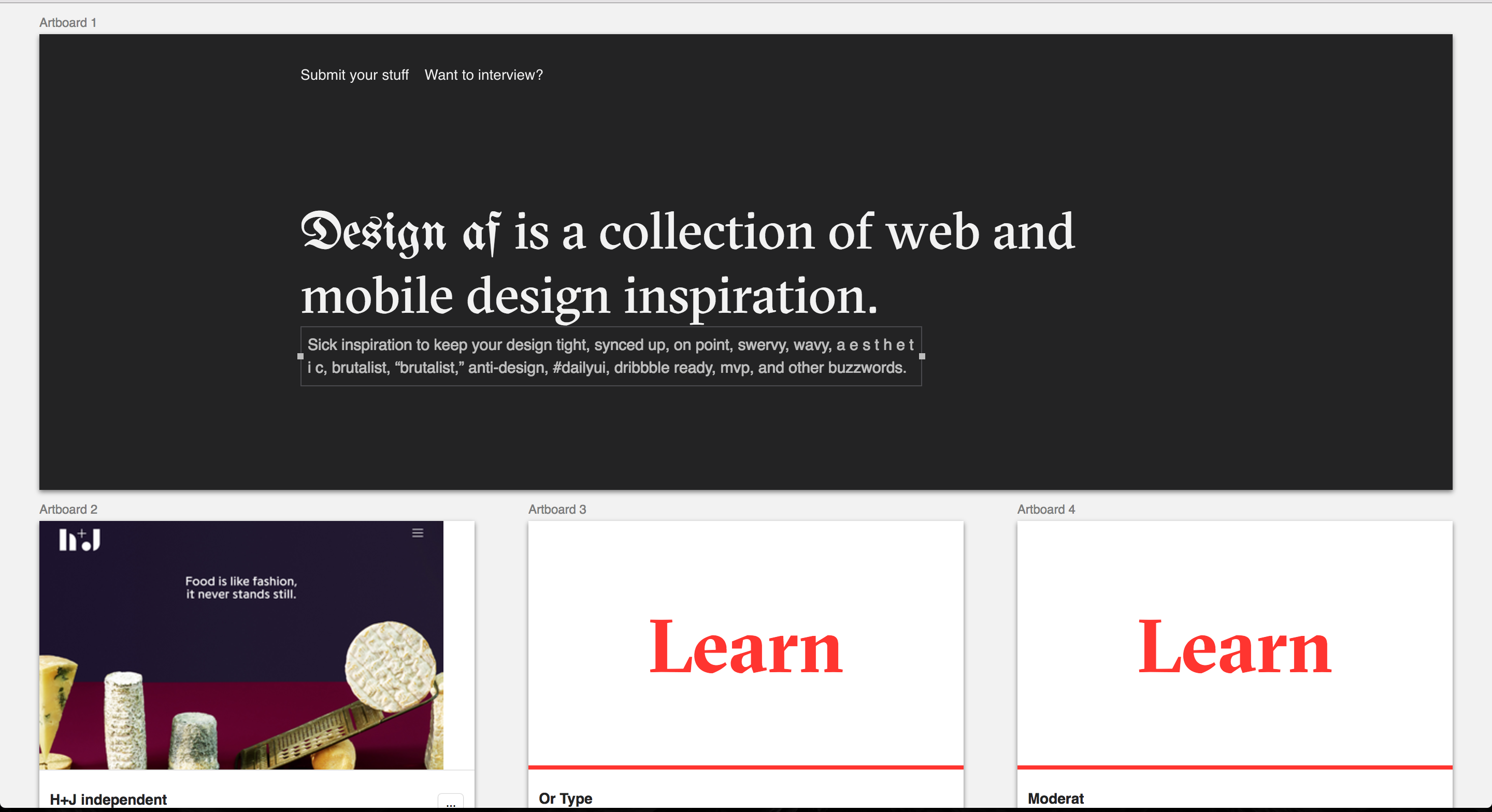 Dropmark Extension build a design inspiration board with next.js - hackernoon
