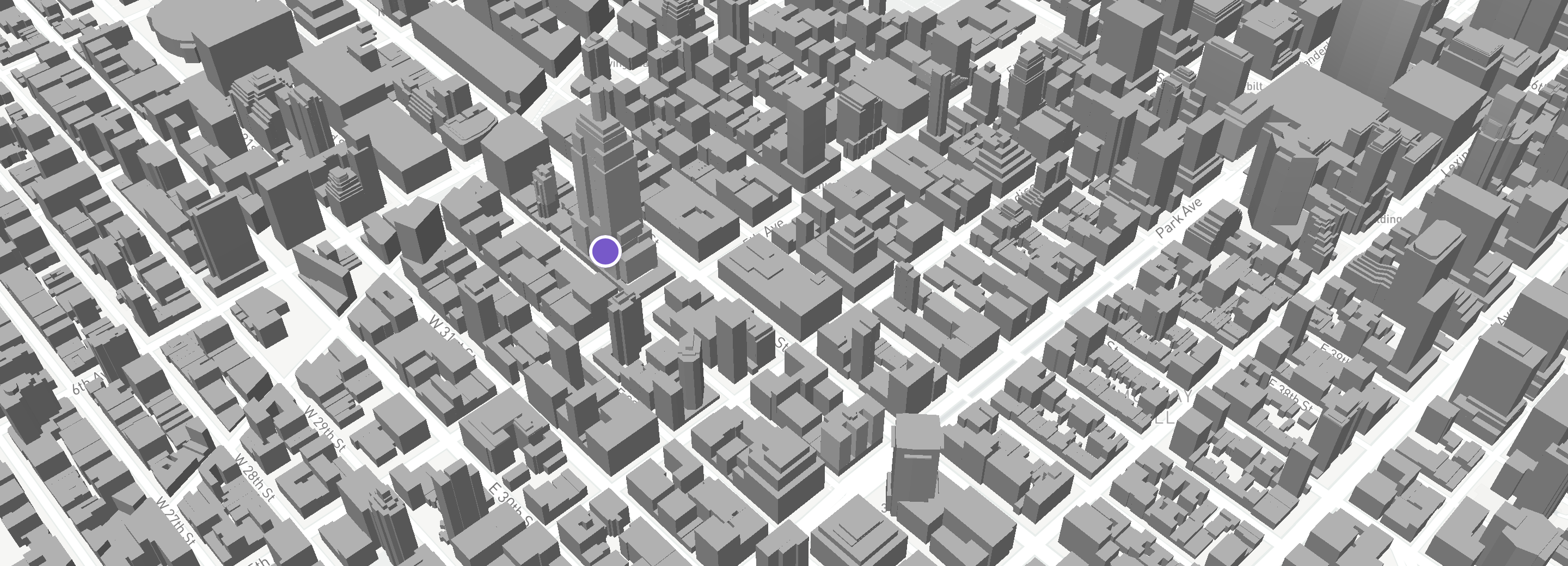 Prototyping maps with Framer and Mapbox - Framer