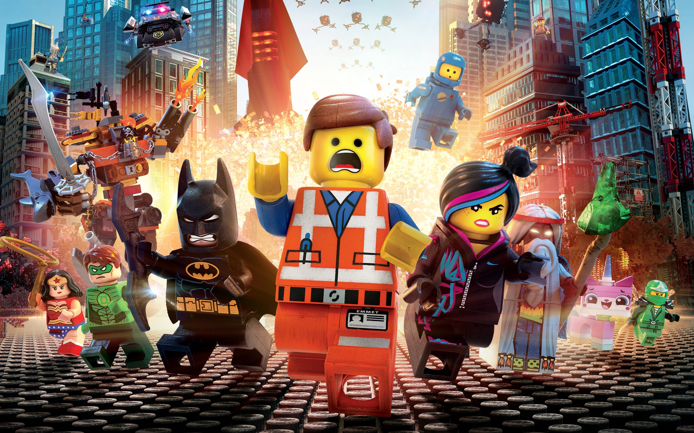 5 Reasons The Lego Movie Is The Greatest Branded Content Ever By Mission Mission Org Medium