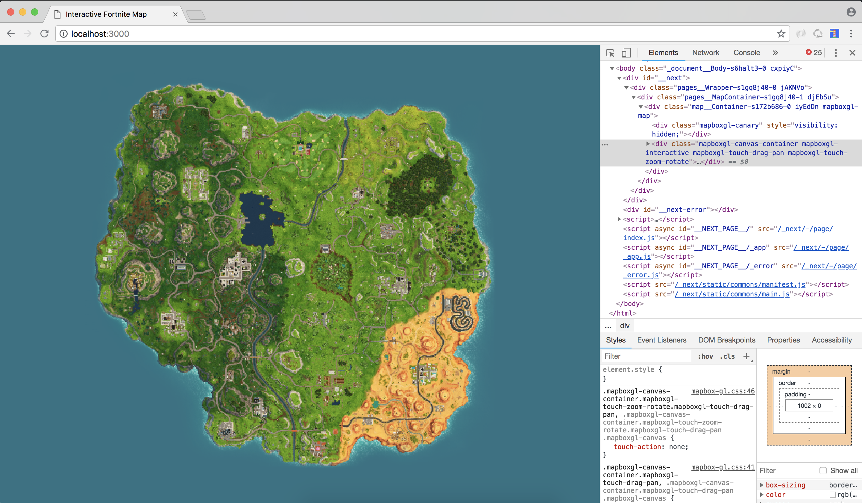 Building an Interactive Fortnite Map - Timothy Krechel - Medium