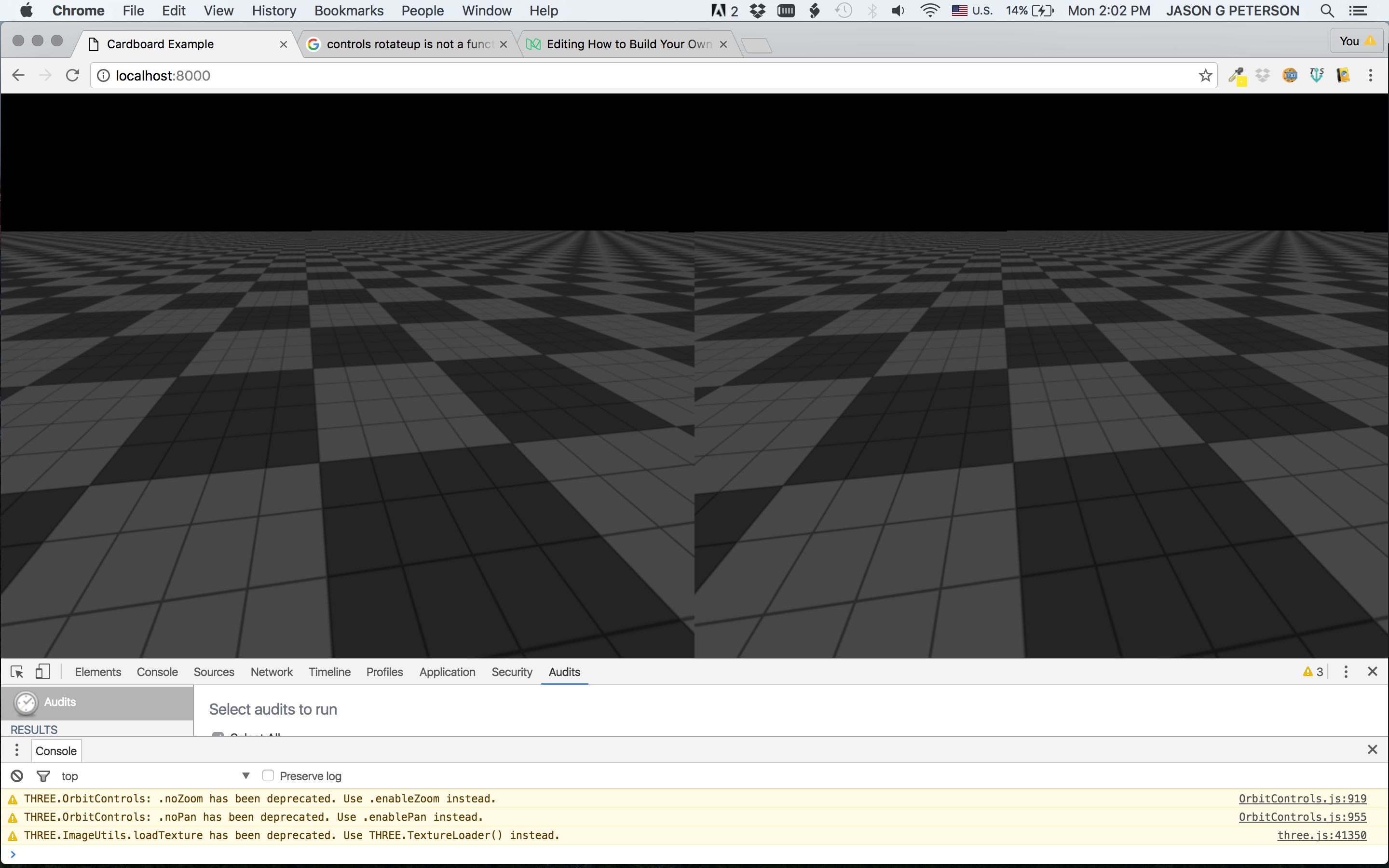How to Start Building Your Own WebGL-Based VR App