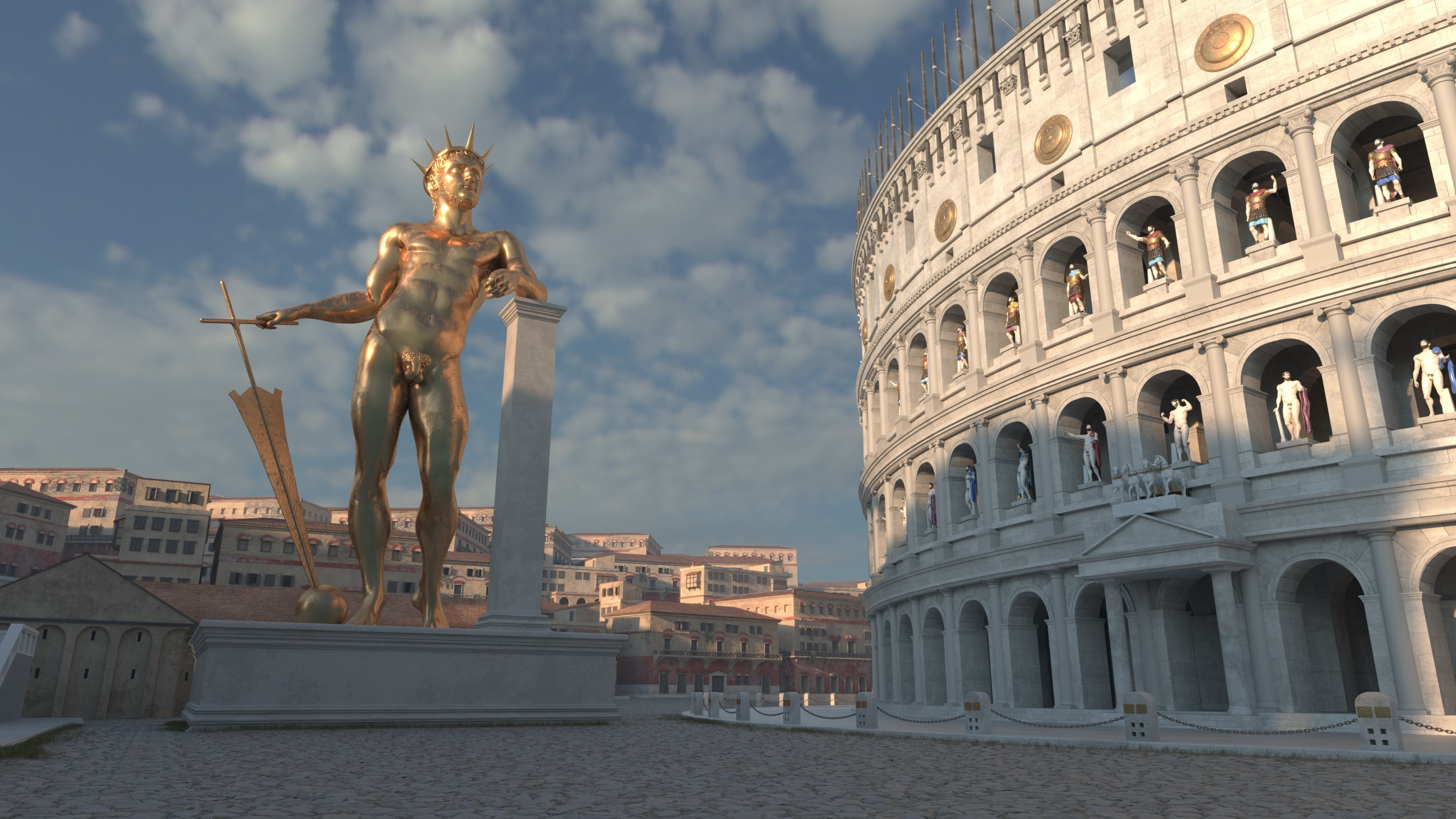 Making a piece of ancient Rome a UNICO digital collectible!