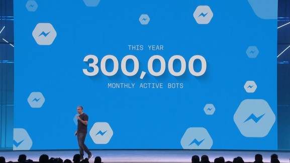 Facebook F8 - Bot Review Opens Again, Chatbot has reached