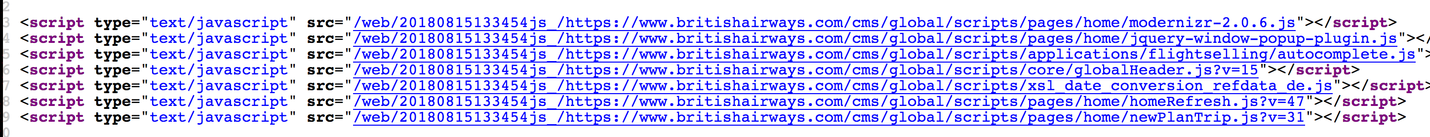 The British Airways Hack: JavaScript Weakness Pin-pointed
