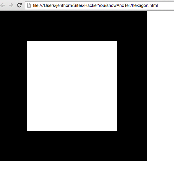 How To Make A Hexagon In Css One Of My Latest Diy Projects Has Been By Jen Thorn Medium