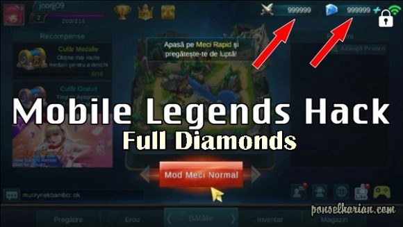Mobile Legends Hack 2019 — Get Unlimited Battle Points and