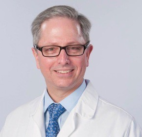 Photo of Dr. James Goydos supplied by author. Dr. James Goydos has an MD from Rutgers and over 20 years experience as Professor, Surgeon, and clinical trial leader in melanoma research in New Jersey.