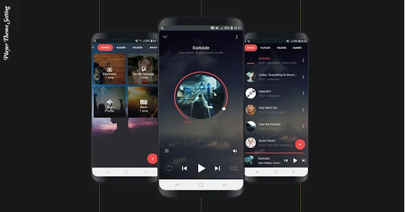 3 best Free music player apps for Android ( Updated 2019)