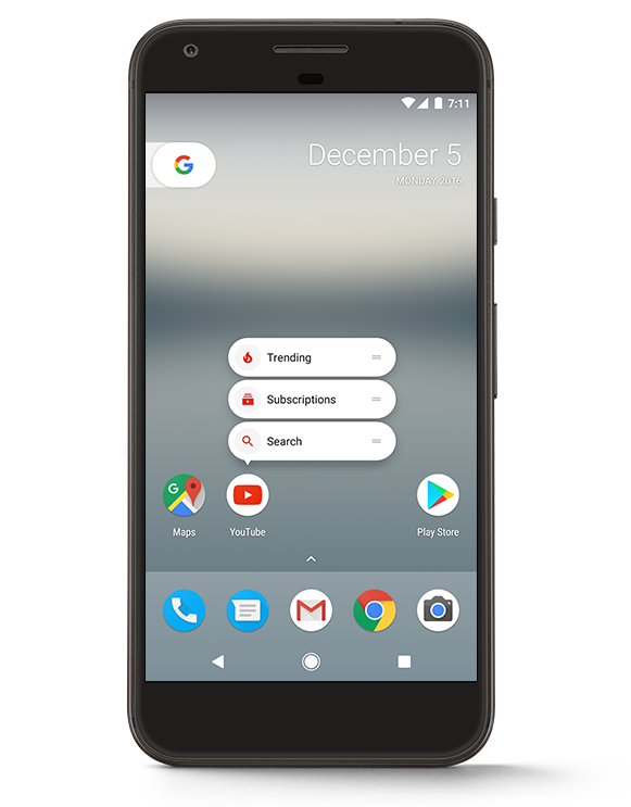 App Shortcuts in details - AndroidPub