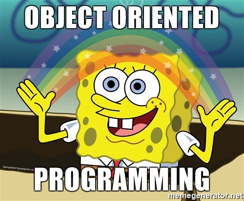How To Do Object Oriented Programming The Right Way