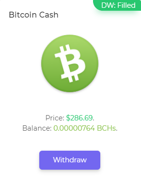 faucetcrypto.com bitcoin cash withdrawal