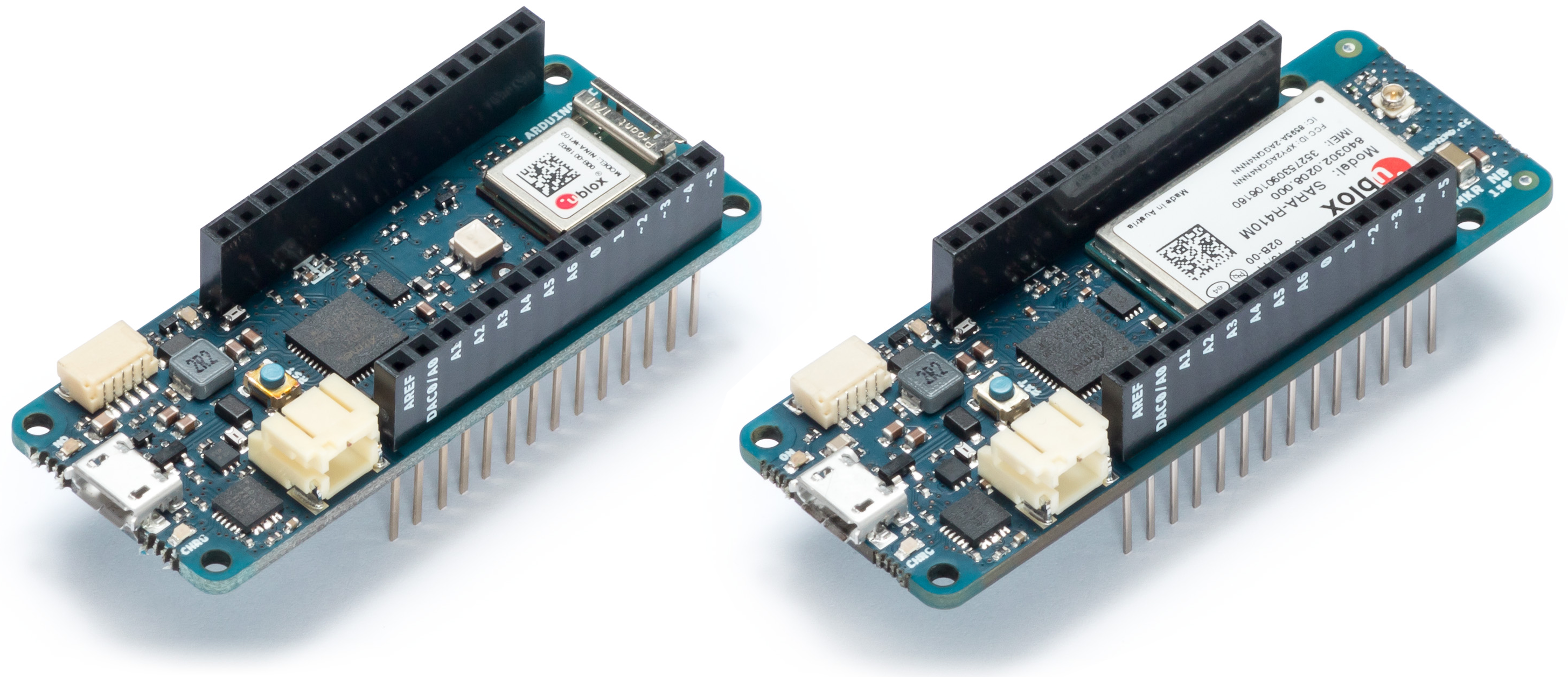 Introducing Two New Boards from Arduino - Hackster Blog