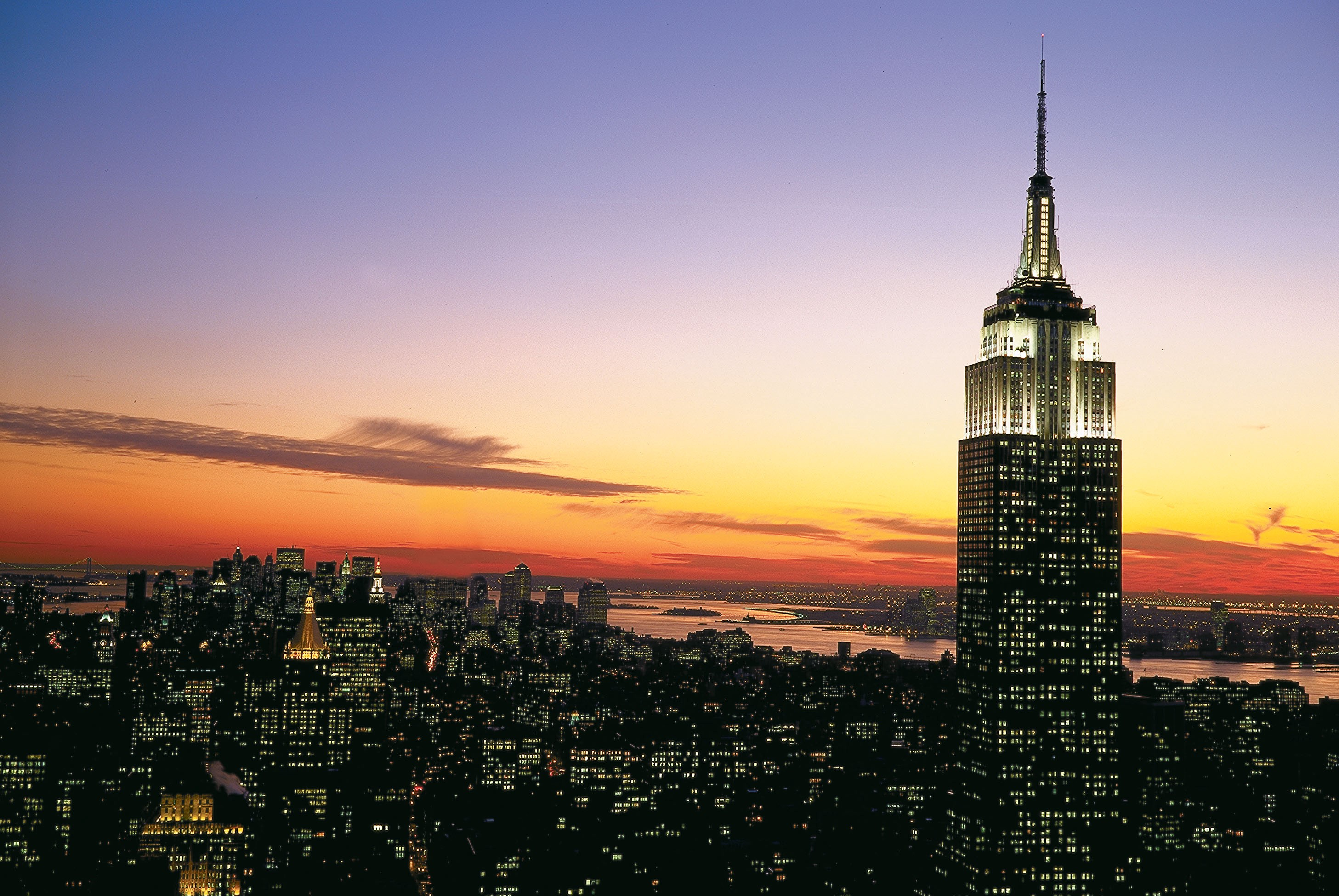 How the Empire State Building is Redefining Sustainability and Supporting the Economy In New York City | by Clinton Foundation | The Clinton Foundation