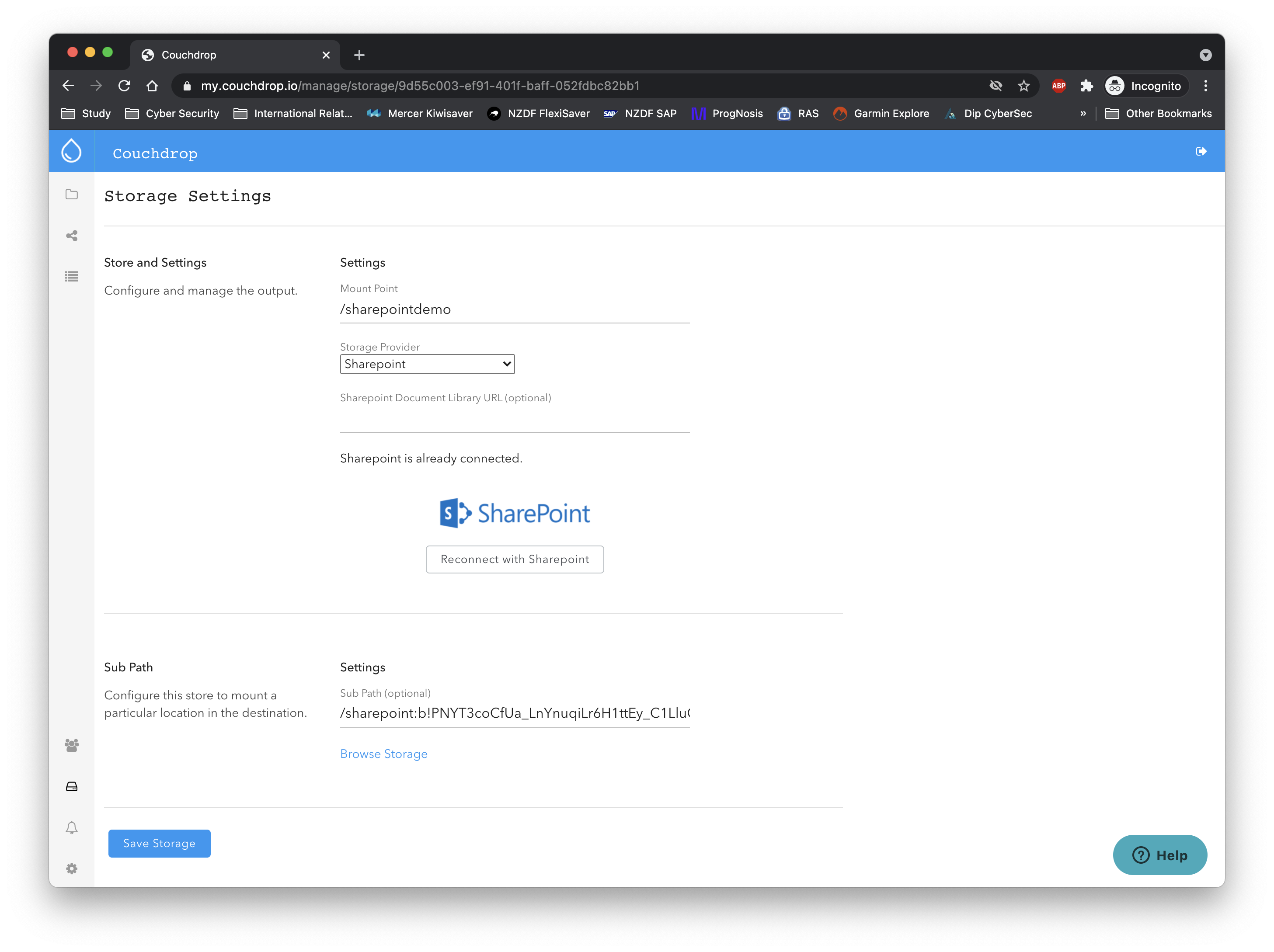 sftp sharepoint online