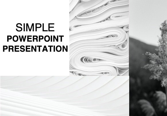 Simple Free Powerpoint Presentation Template By Template7 Medium