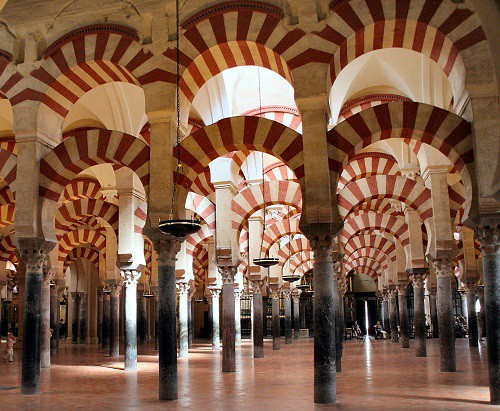 lost islamic heritage the grand mosque of cordoba spain