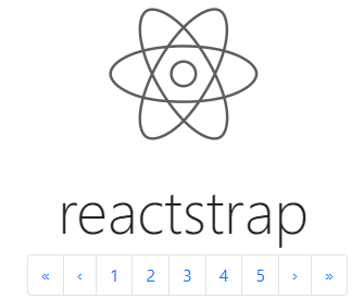 Basic Dynamic Client Side Table Pagination with reactstrap