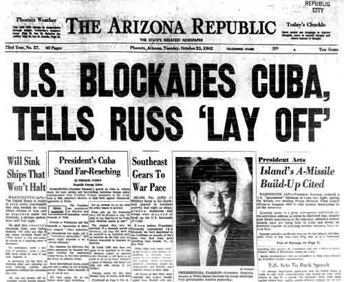 Image result for missile crisis cuba