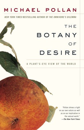 Michael Pollan, The botany of desire—Book cover