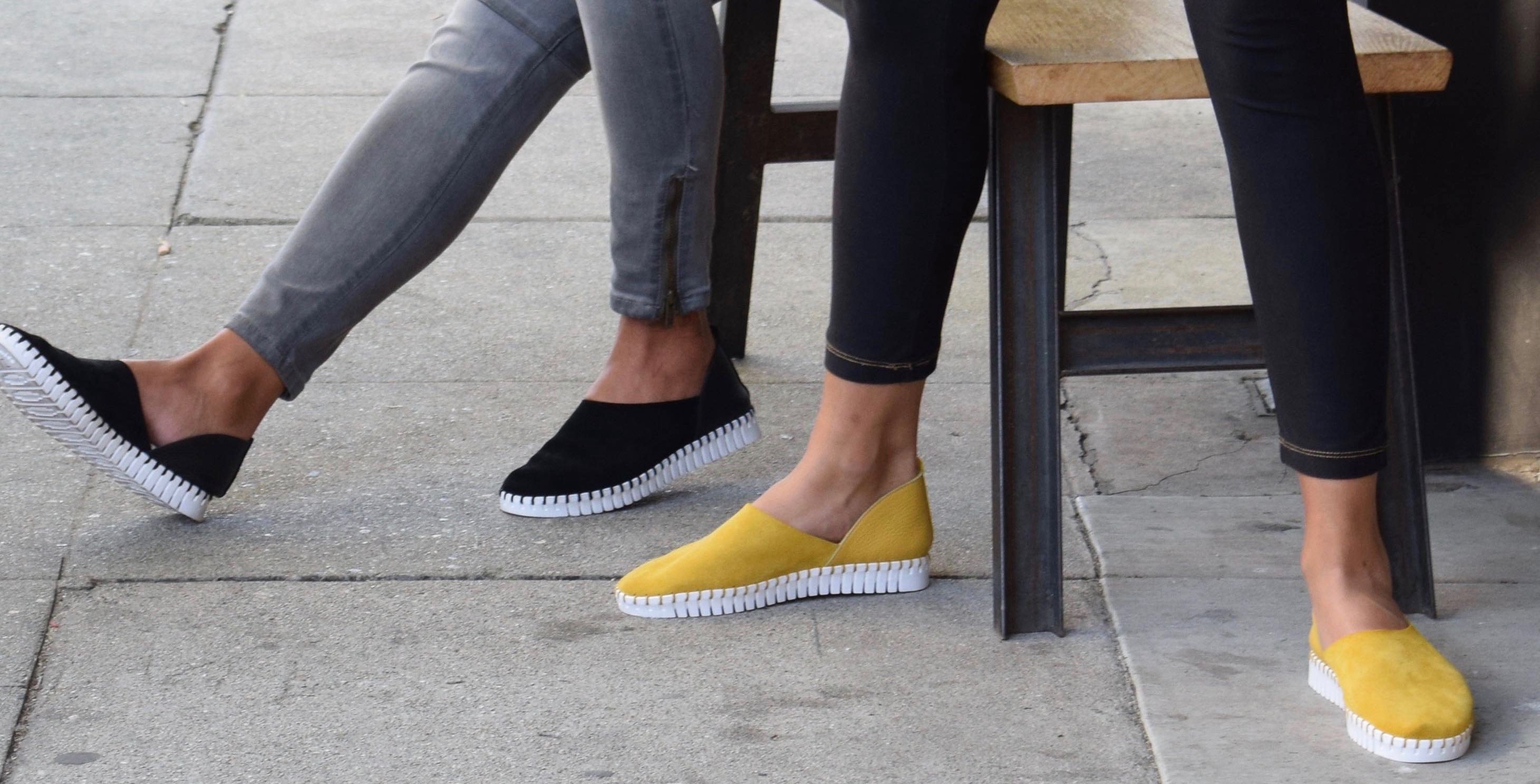 the most comfortable sneakers for standing all day