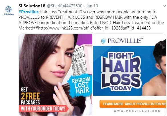 How Does Provillus Hair Growth Treatment Work For Women By Mike