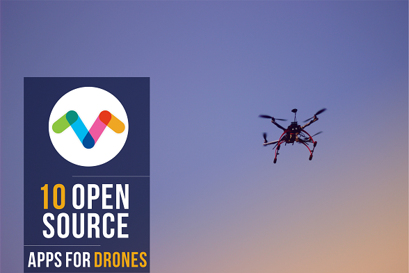 10 Open Source Apps for Drones [Must See] - FlytBase - Medium