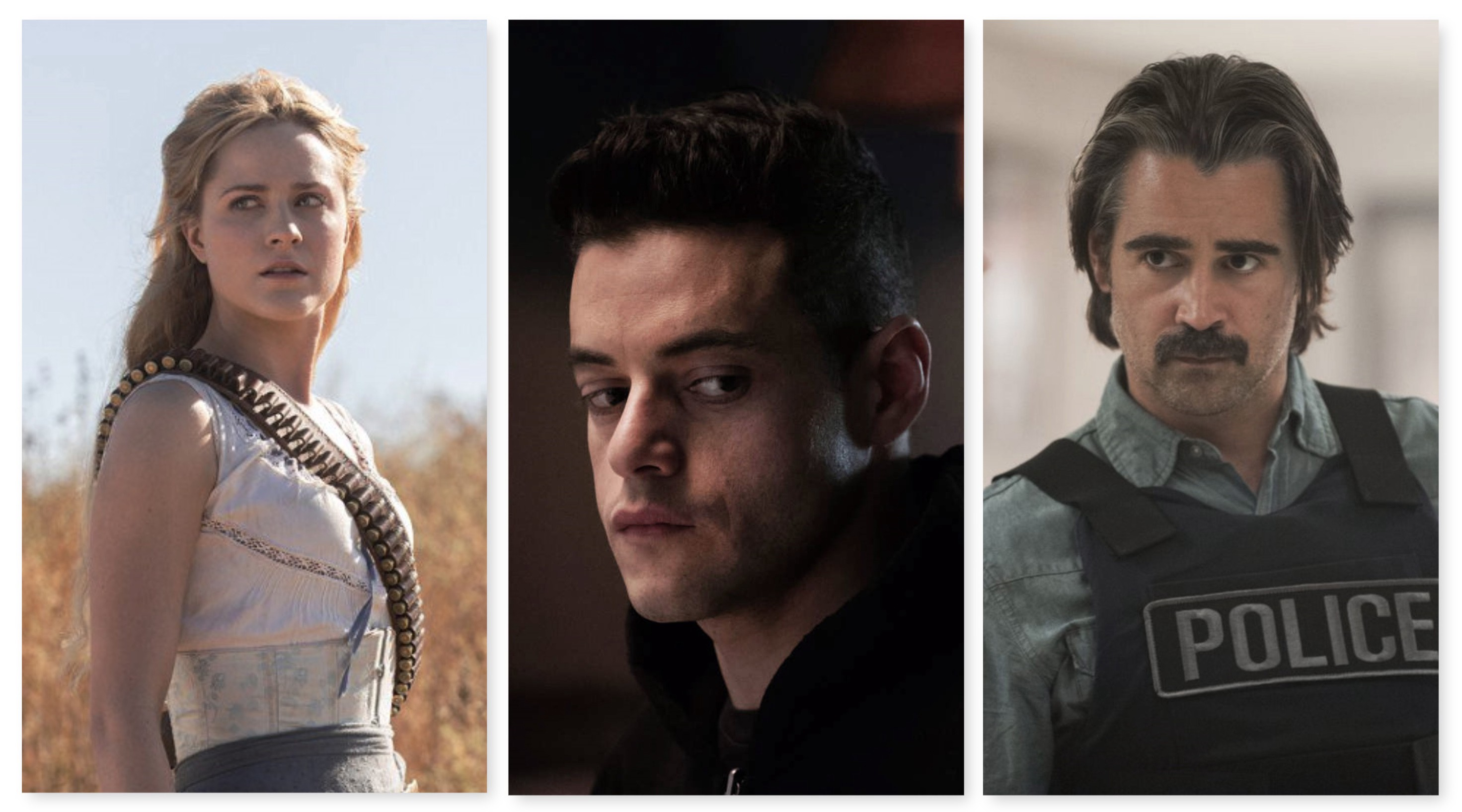 Why Good Shows like WestWorld and Mr  Robot Go through