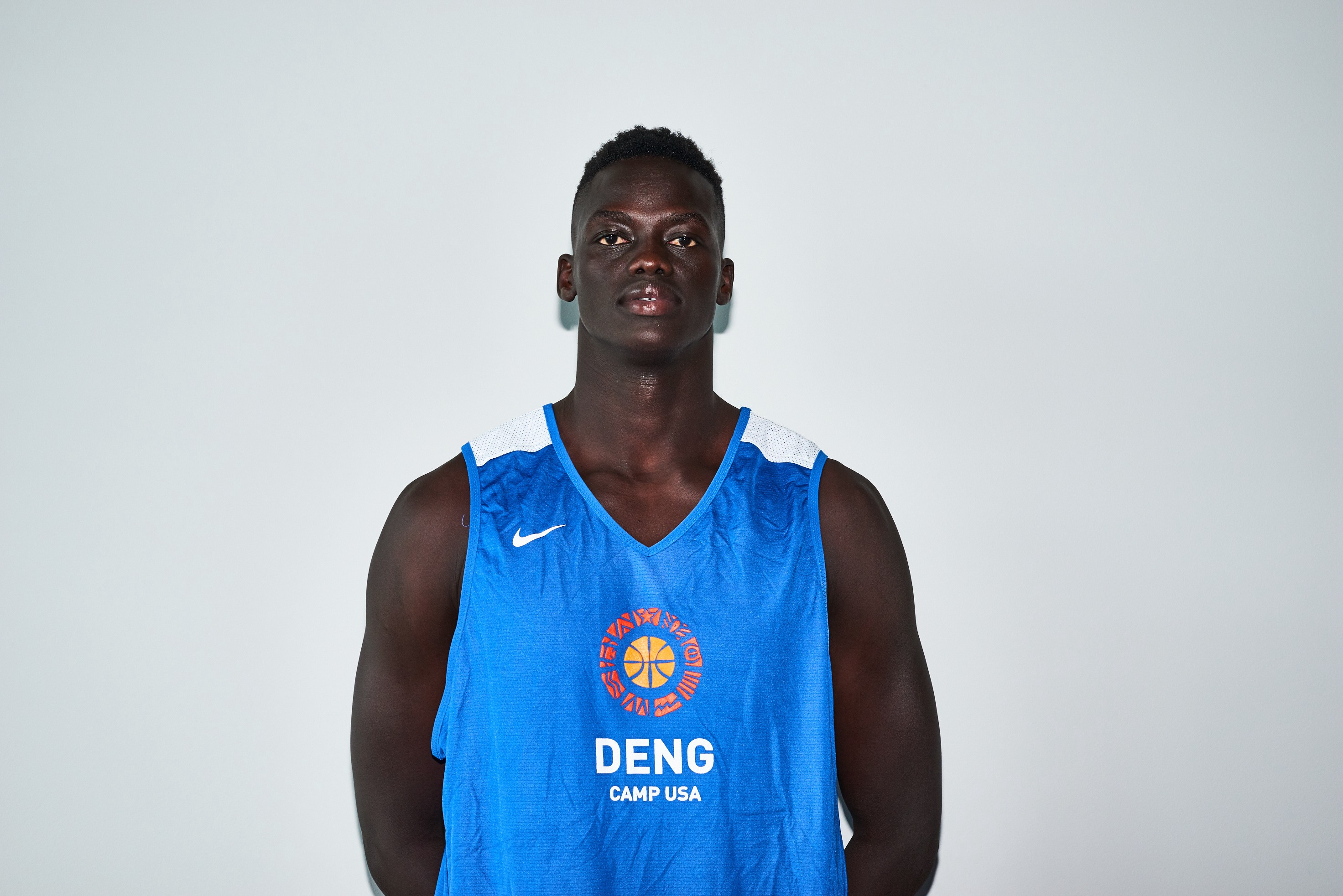 sneakers for cheap 11c19 04e49 Lancers get commitment from Abraham Deng - LancersBlog