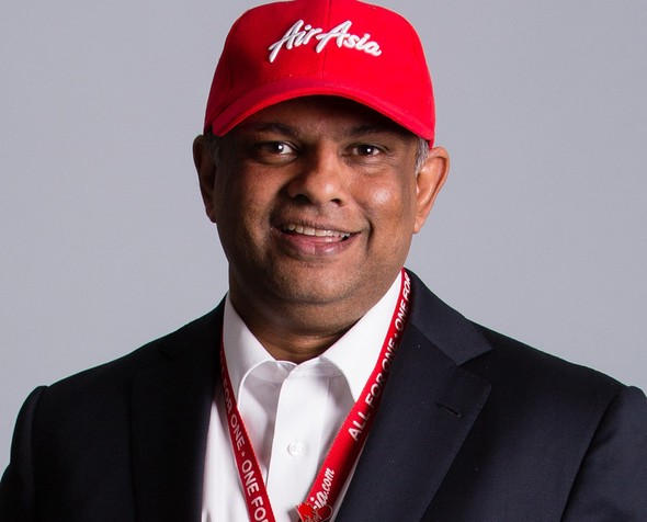 The Inspiring Backstory Of Tony Fernandes Ceo Of Airasia By Yitzi Weiner Thrive Global Medium