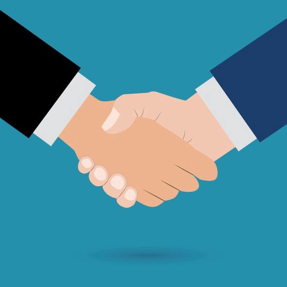 The Future of Shaking Hands. The future of shaking hands. | by Sharaf Sheik-Ali | Change Your Mind Change Your Life | Medium